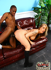 Blacks On Cougars pic 11