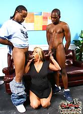 Blacks On Cougars pic 8