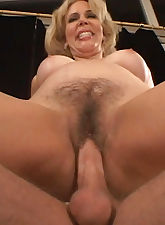 MILF Gets Fucked pic 8