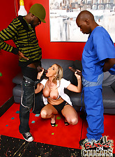 Blacks On Cougars pic 6