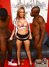 Blacks On Cougars pic 7