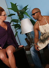 Blacks On Cougars pic 1