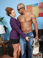 Blacks On Cougars pic 4