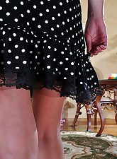 Lacy Nylons pic 1