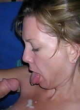 Cum On Wives pic 12