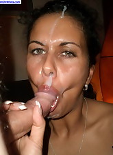 Cum On Wives pic 5