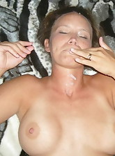 Cum On Wives pic 6