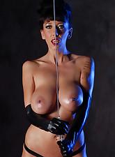 Alia Janine Uncensored pic 1