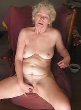 Ex GF Grannies pic 5