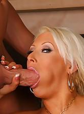 Big Tits Boss pic 17