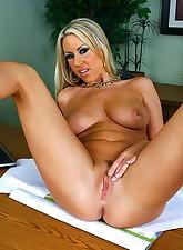 Big Tits Boss pic 2