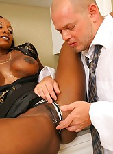 Big Tits Boss pic 5
