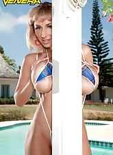 Big Tit Venera pic 7