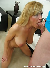 Moms Teaching Teens pic 4