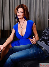 Seduced By A Cougar pic 2