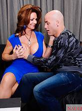 Seduced By A Cougar pic 3