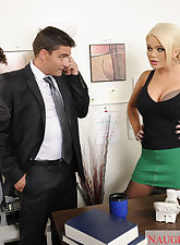 Naughty Office pic 1