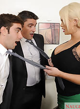 Naughty Office pic 2